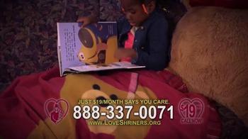 Shriners Hospitals For Children TV Spot, 'Tianni' - Thumbnail 7