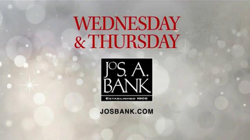 JoS. A. Bank TV Spot, 'Wednesday & Thursday Incredible Doorbusters' - Thumbnail 9