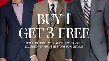 JoS. A. Bank BOG3 Suits & Sportcoats TV Spot, 'Final Days' - Thumbnail 3