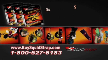 Squid Strap TV Spot, 'Easy, Safe and Versatile' - Thumbnail 10