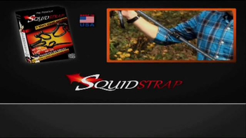 Squid Strap TV Spot, 'Easy, Safe and Versatile' - Thumbnail 2