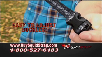 Squid Strap TV Spot, 'Easy, Safe and Versatile' - Thumbnail 3
