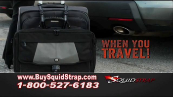 Squid Strap TV Spot, 'Easy, Safe and Versatile' - Thumbnail 6