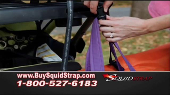 Squid Strap TV Spot, 'Easy, Safe and Versatile' - Thumbnail 7
