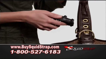 Squid Strap TV Spot, 'Easy, Safe and Versatile' - Thumbnail 8