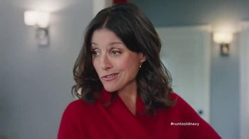 Old Navy TV Spot, 'XMas Morning Gifts are Great!' Feat. Julia Louis-Dreyfus