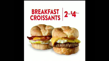 Jack in the Box Breakfast Croissants TV Spot, 'Manny's' [Spanish] - Thumbnail 10