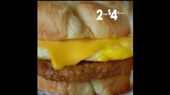 Jack in the Box Breakfast Croissants TV Spot, 'Manny's' [Spanish] - Thumbnail 6
