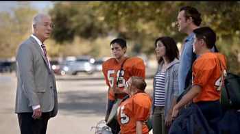 Toyota TV Spot, 'Space for a Football Team' - 30 commercial airings