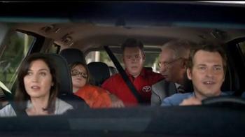 Toyota TV Spot, 'Space for a Football Team' - Thumbnail 6