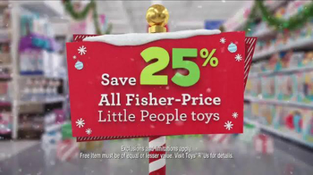 Toys R Us 2 Day Sale TV Spot, 'Helicopter Ride' - Thumbnail 4