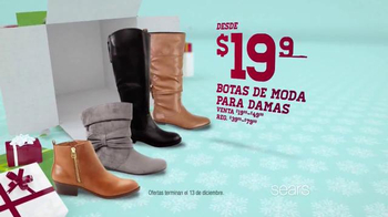 Sears Súper Venta y Ofertas TV Spot, 'Este Día de Fiesta' [Spanish] - Thumbnail 5