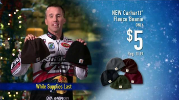 Bass Pro Shops Christmas Sale TV Spot, 'Flannel Shirts, Watches and More' - Thumbnail 3