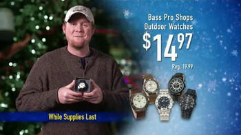 Bass Pro Shops Christmas Sale TV Spot, 'Flannel Shirts, Watches and More' - Thumbnail 5