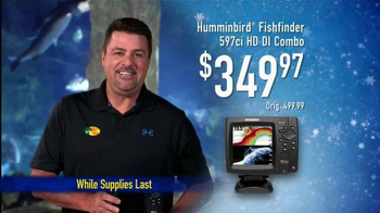 Bass Pro Shops Christmas Sale TV Spot, 'Flannel Shirts, Watches and More' - Thumbnail 7