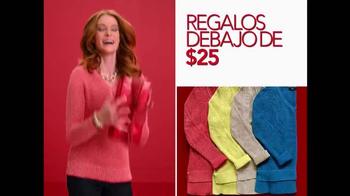 Macy's Venta de Tres Días TV Spot, 'Lista de Navidad' [Spanish] - Thumbnail 8
