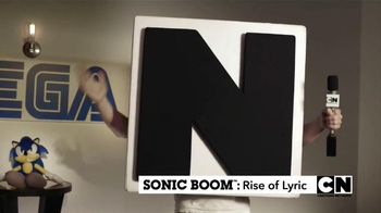 Sonic Boom: Rise of Lyric TV Spot, 'Cartoon Network' - Thumbnail 2