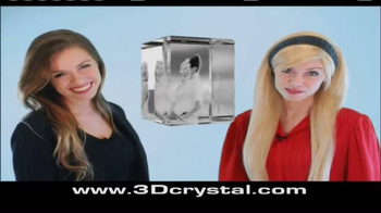 3D Crystal TV Spot, 'Perfect Display for the Home'