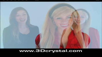 3D Crystal TV Spot, 'Perfect Display for the Home' - Thumbnail 3