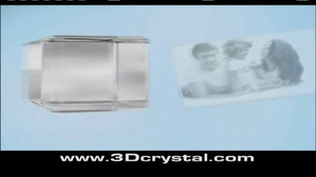 3D Crystal TV Spot, 'Perfect Display for the Home' - Thumbnail 4
