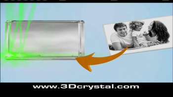 3D Crystal TV Spot, 'Perfect Display for the Home' - Thumbnail 5