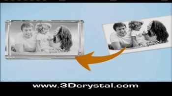 3D Crystal TV Spot, 'Perfect Display for the Home' - Thumbnail 6