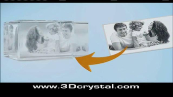 3D Crystal TV Spot, 'Perfect Display for the Home' - Thumbnail 7