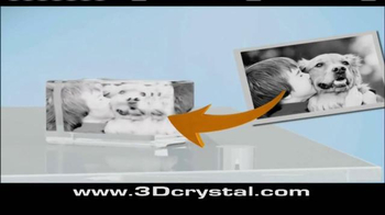 3D Crystal TV Spot, 'Perfect Display for the Home' - Thumbnail 8