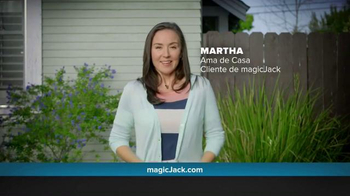 magicJack TV Spot, 'Martha' [Spanish] - Thumbnail 1