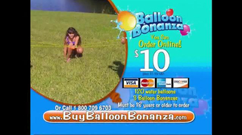 Balloon Bonanza TV Spot, 'Super-Duper Fast and Easy' - Thumbnail 10