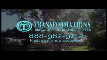 Transformations Treatment Center TV Spot, 'There is Hope' - Thumbnail 8