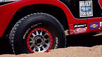 Discount Tire BF Goodrich TV Spot, 'Baja Racing' - Thumbnail 3