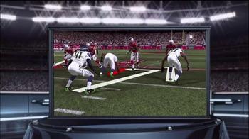 Madden NFL 15 TV Spot, 'Multi-Level Defense' - Thumbnail 6