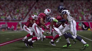 Madden NFL 15 TV Spot, 'Multi-Level Defense' - 1 commercial airings