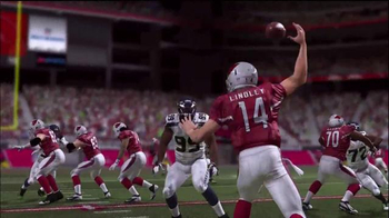 Madden NFL 15 TV Spot, 'Multi-Level Defense' - Thumbnail 8