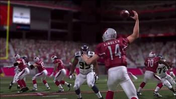 Madden NFL 15 TV Spot, 'Multi-Level Defense' - Thumbnail 8