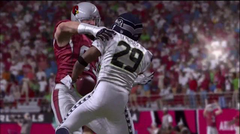 Madden NFL 15 TV Spot, 'Multi-Level Defense' - Thumbnail 9
