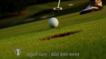 Robert Trent Jones Golf Trail TV Spot, 'Golf of Your Dreams' - Thumbnail 4