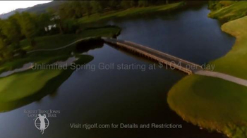 Robert Trent Jones Golf Trail TV Spot, 'Golf of Your Dreams' - Thumbnail 5
