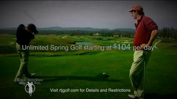 Robert Trent Jones Golf Trail TV Spot, 'Golf of Your Dreams' - Thumbnail 6