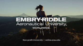 Embry-Riddle Aeronautical University TV Spot, 'Virtually Anywhere: Trail' - Thumbnail 10