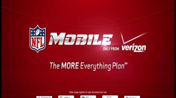 Verizon NFL Mobile TV Spot, 'More Coverage' - Thumbnail 10
