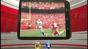 Verizon NFL Mobile TV Spot, 'More Coverage' - Thumbnail 4