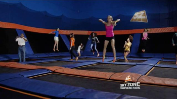 Sky Zone Indoor Trampoline Park Gift Card TV Spot - Thumbnail 1