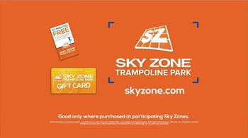 Sky Zone Indoor Trampoline Park Gift Card TV Spot - Thumbnail 10