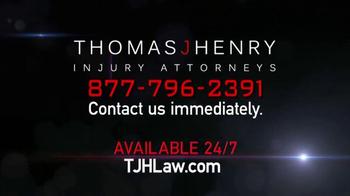 Thomas J. Henry Injury Attorneys TV Spot, 'Vehicle Accidents' - Thumbnail 10