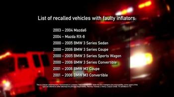 Thomas J. Henry Injury Attorneys TV Spot, 'Vehicle Accidents' - Thumbnail 7