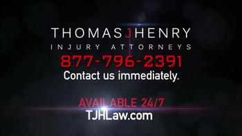 Thomas J. Henry Injury Attorneys TV Spot, 'Vehicle Accidents' - Thumbnail 9