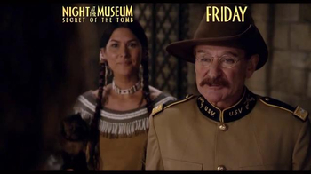 Night at the Museum: Secret of the Tomb - Alternate Trailer 37