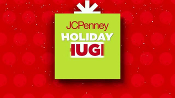 JC Penney Holiday Huge Sale TV Spot, 'Big Holiday Savings' - Thumbnail 1